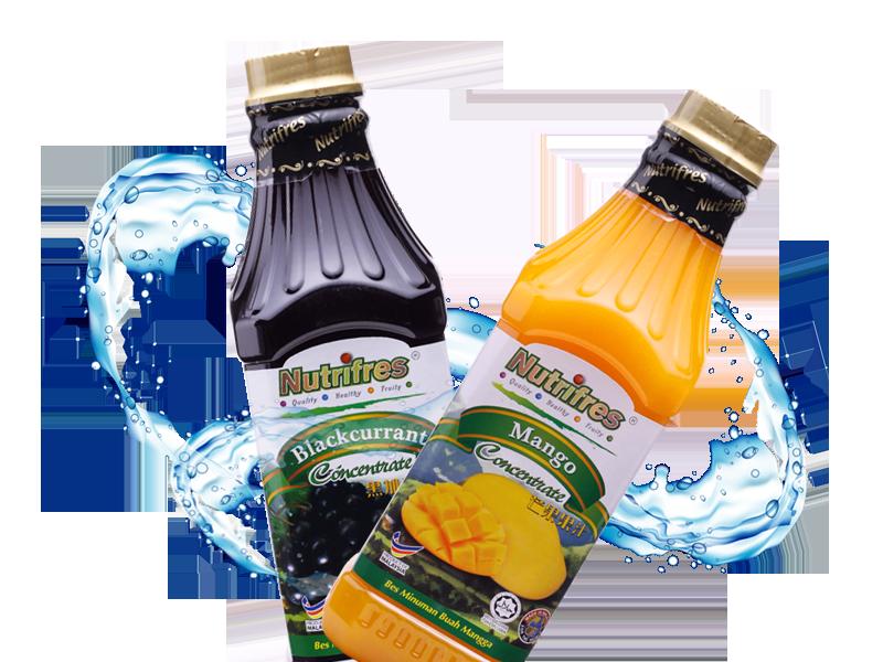 nutrifres | healthy beverages